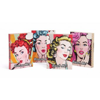 Pin up powder Blush me IDC COLOR