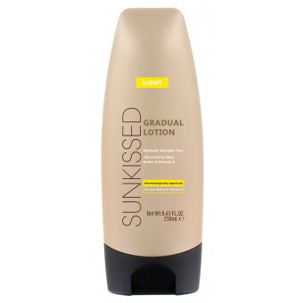 Lotion autobronzante - Light - Sunkissed