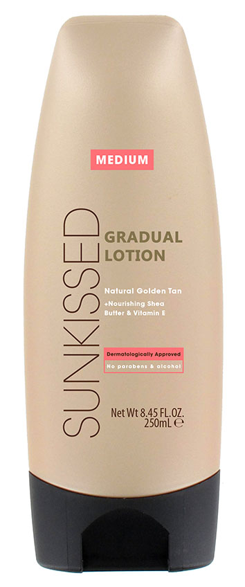 Lotion autobronzante - Medium - Sunkissed