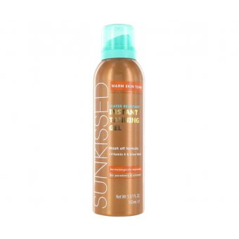 Gel bronzant - hâle instantané -Medium- Sunkissed
