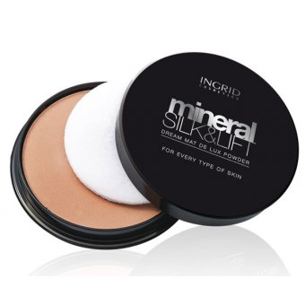 Poudre compacte matifiante - Dream Matt - Ingrid Cosmetics