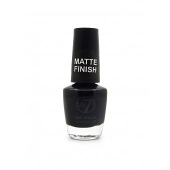 Vernis à ongles Matt black