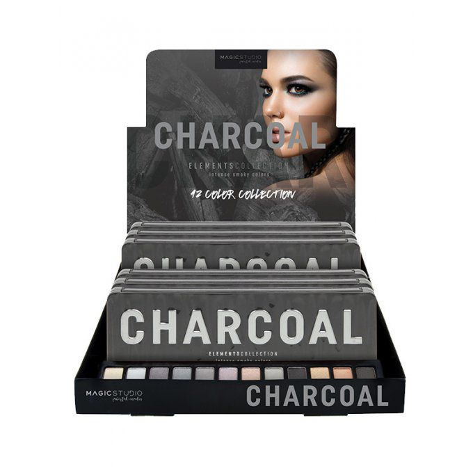 25559 - Charcoal Palette display