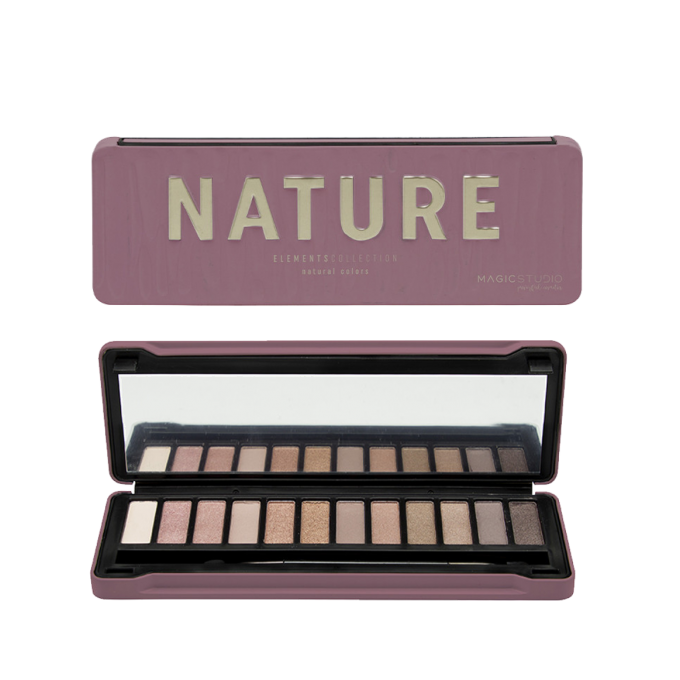 25560-Nature-Eyeshadow palette-8436576502860 All