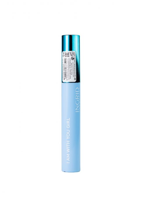 Mascara Waterproof No Splash - 12 ml - Ingrid Cosmetics