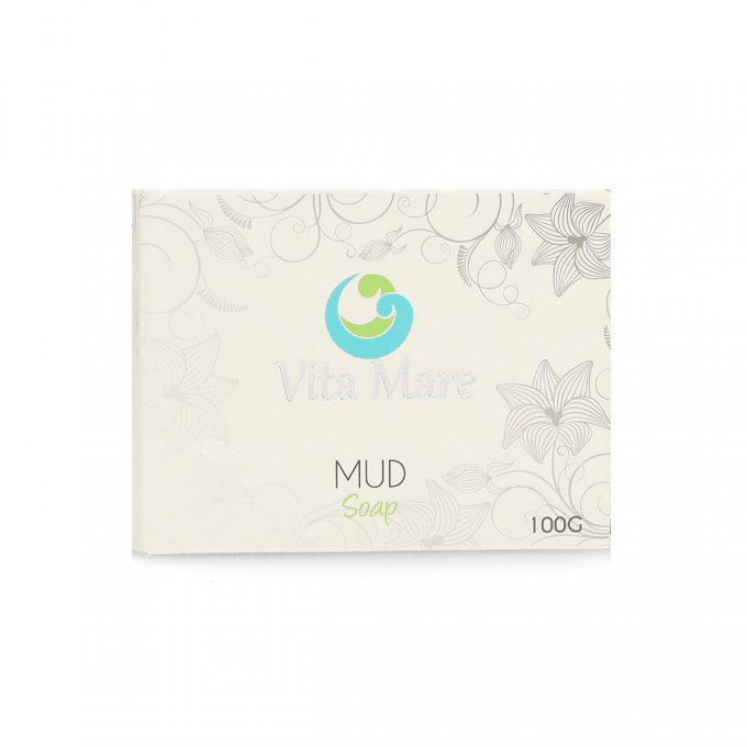 6253016800896 - VITA MARE Dead Sea Mud Soap-Box