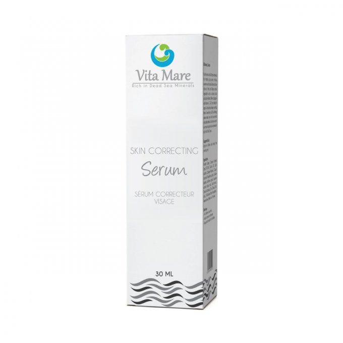 6253016800933 - VITA MARE SKIN CORRECTING SERUM BOX