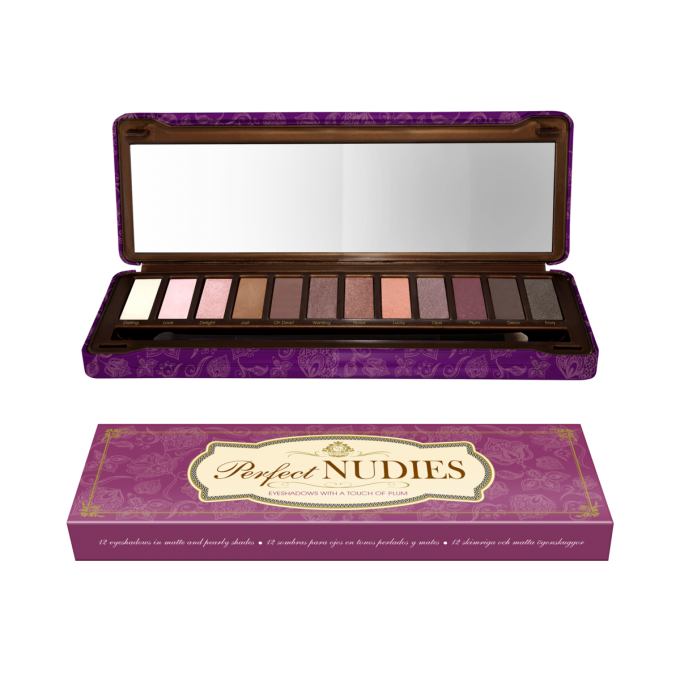 Perfect nudies touch of plum VIVA LA DIVA