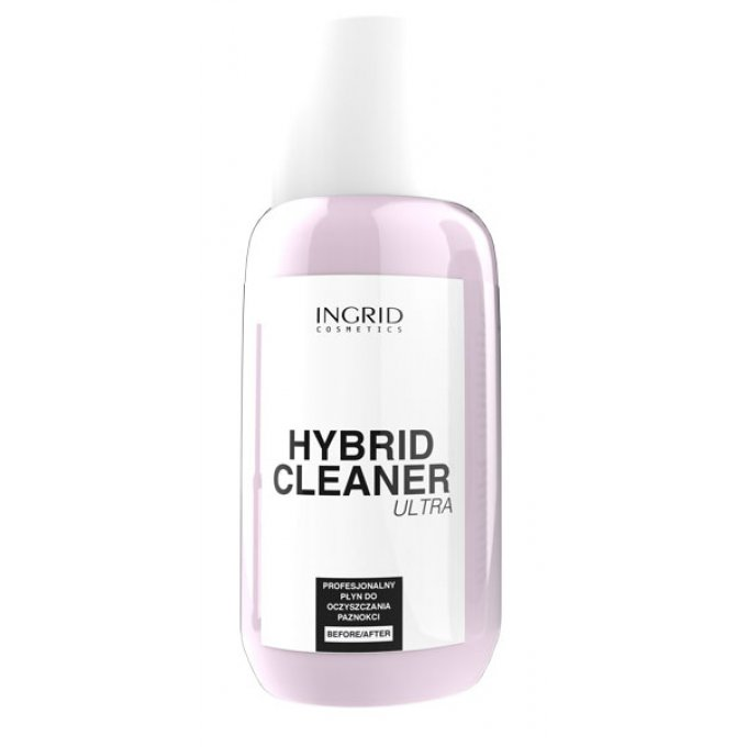 CLEANING FLUID FOR HYBRID NAIL CLEANER ULTRA Ingrid Cosmetics