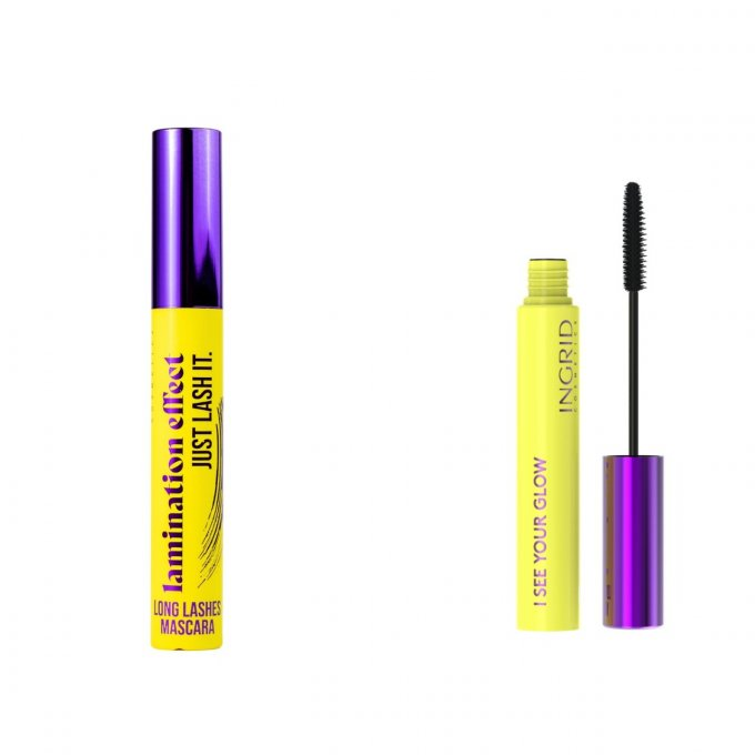 Mascara Lamination - 12 ml - Ingrid Cosmetics