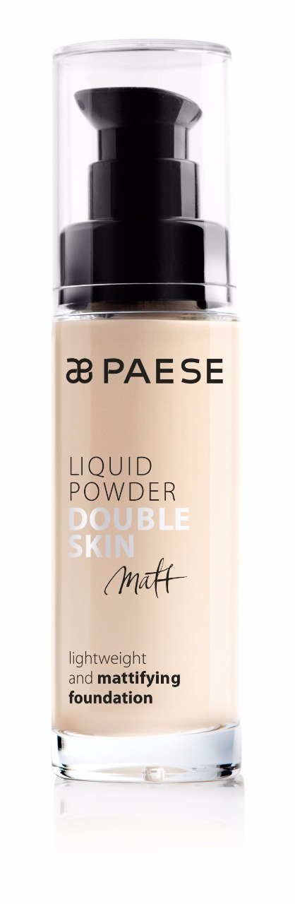 Liquid powder double skin matt PAESE