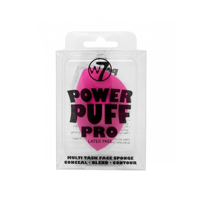 Eponge-Power-Puff-Pro-W7 - POWERPRO - 5060406147872-2