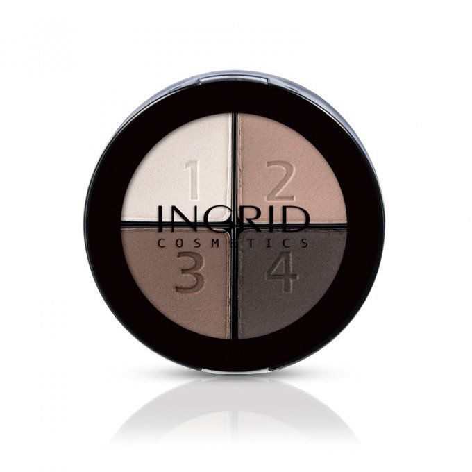 Eyeshadow palette Casablanca INGRID 111-2