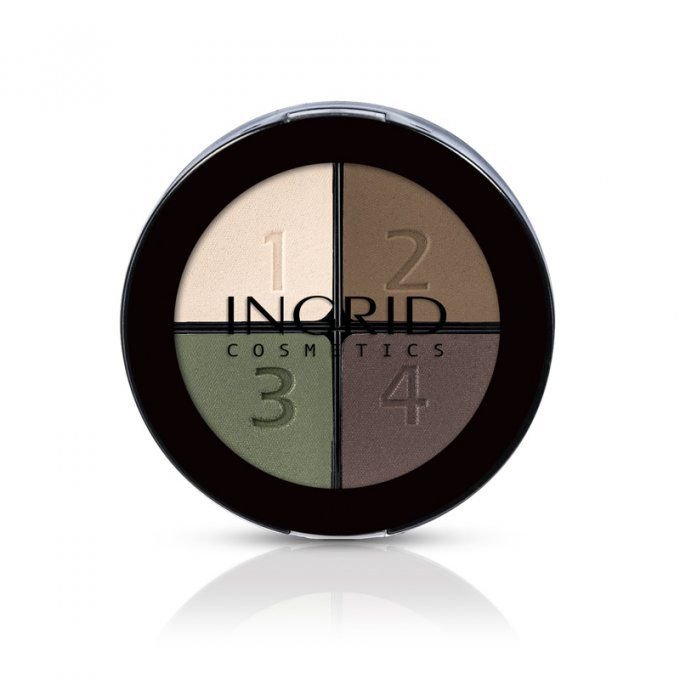 Eyeshadow palette Casablanca INGRID 113-2