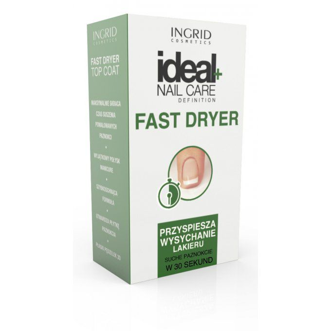 Fast Dryer Top Coat Ingrid Cosmetics