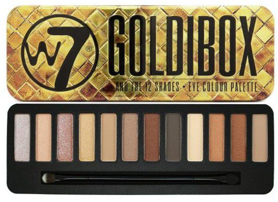 Goldibox palette W7