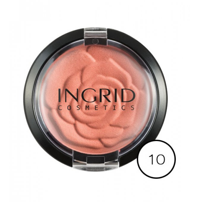 Blush Satin touch Ingrid 10