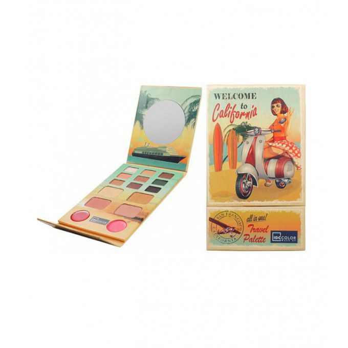 Palette Pin Up Glamour kit IDC COLOR