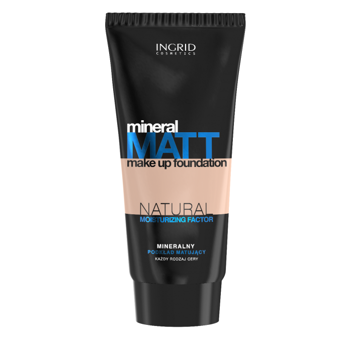 Fond de Teint Ideal Matt (Tube Plastique) Ingrid Cosmetics