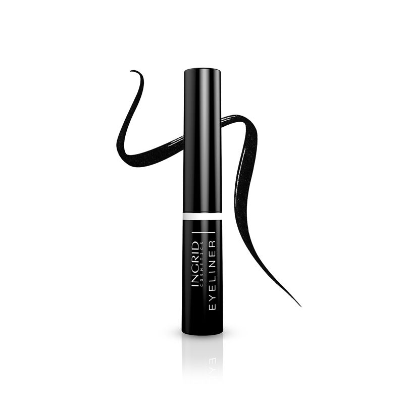 Eye Liner Liquid 008 Carbon Black Ingrid Cosmetics