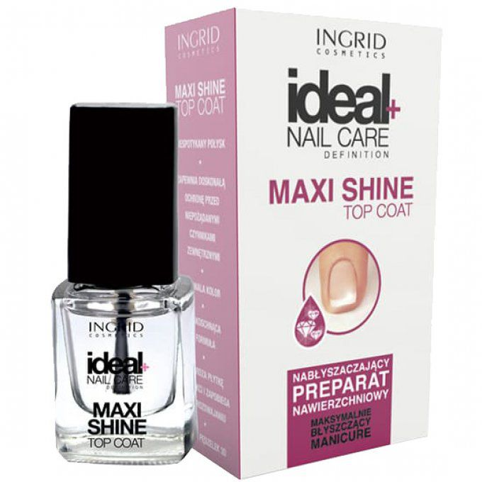 Top Coat Maxi Shine Ingrid Cosmetics