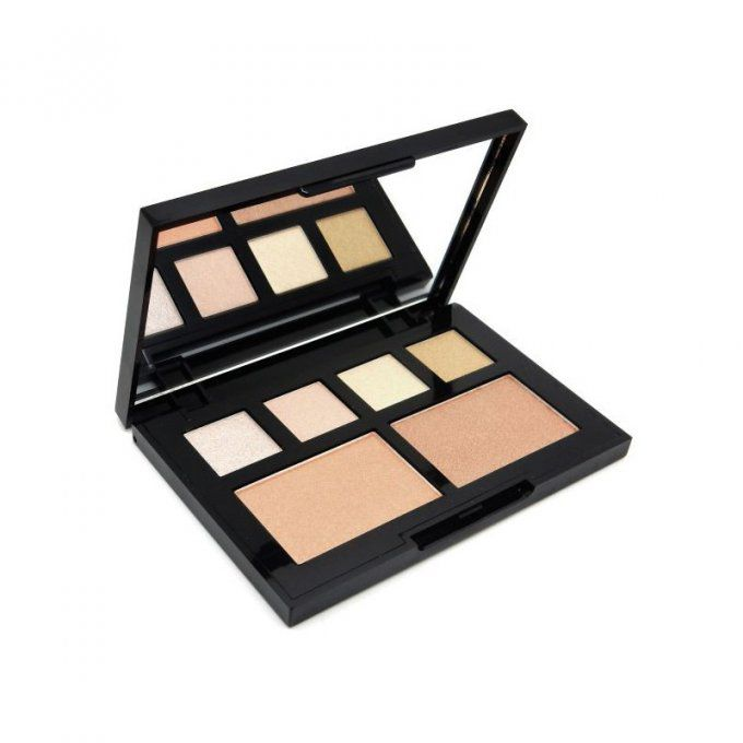 Palette illuminatrice - Glow For Glory W7 - GFG - 5060406146448-2