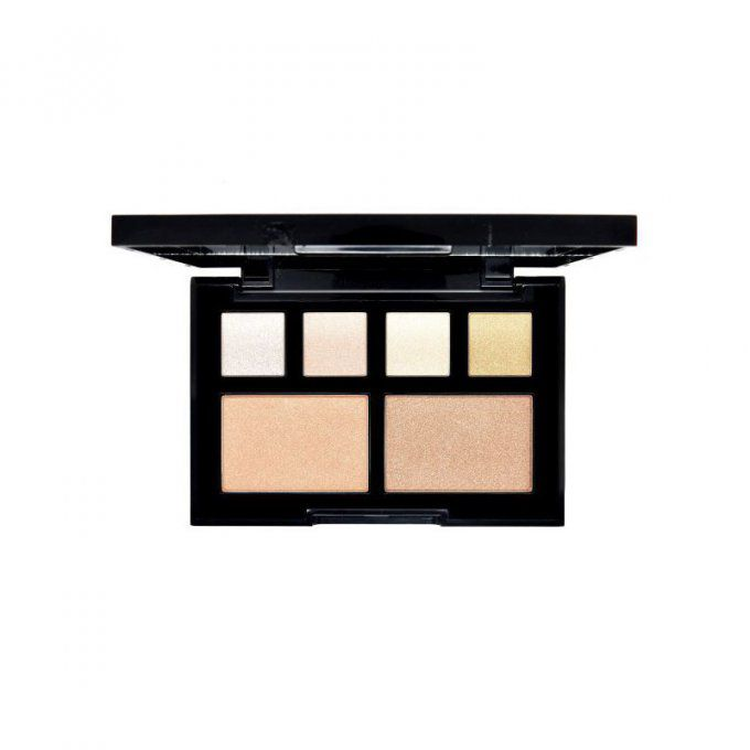 Palette illuminatrice - Glow For Glory W7 - GFG - 5060406146448-3