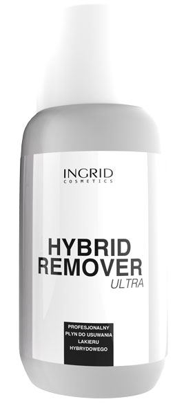 LIQUID REMOVING HYBRID POLISH REMOVER ULTRA