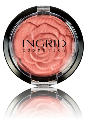 Blush Satin touch HD Innovation Ingrid Cosmetics