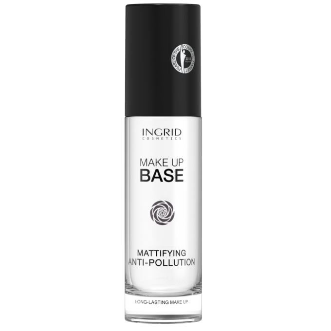 Base de teint matifiante et anti-pollution Ingrid Cosmetics - 30 ml