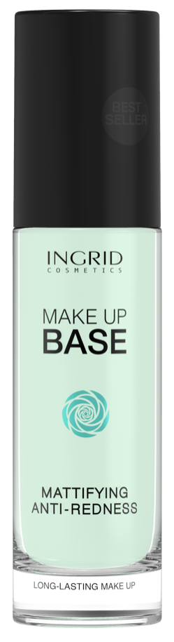 Base de maquillage Anti-rougeur Ingrid Cosmetics