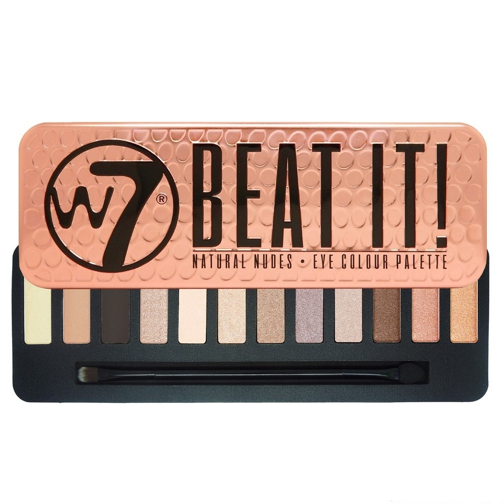 Palette maquillage beat it de W7