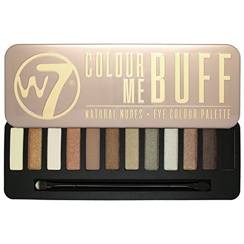 Palette de maquillage 12 couleurs In the Buff - W7