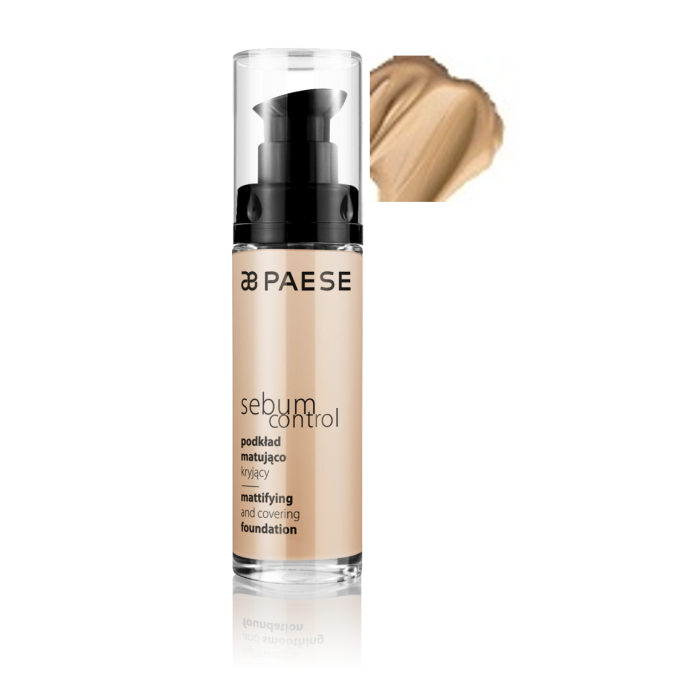 sebum control 401 Warm Beige