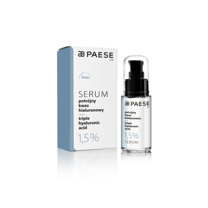 Serum triple acide hyaluronique PAESE