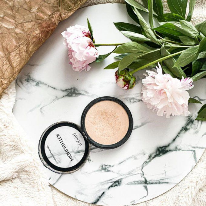 Shimmer powder INGRID HD Beauty Innovation 2019-Ambiance 2