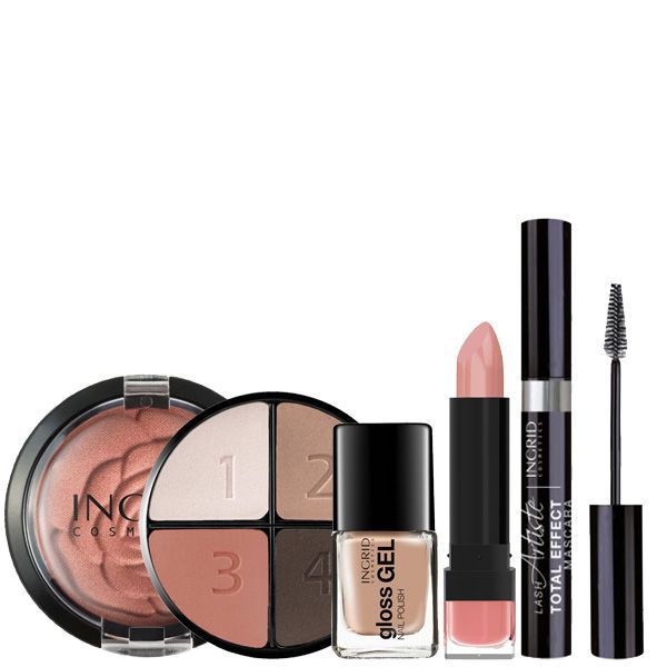 Total Look NUDE Ingrid Cosmetics