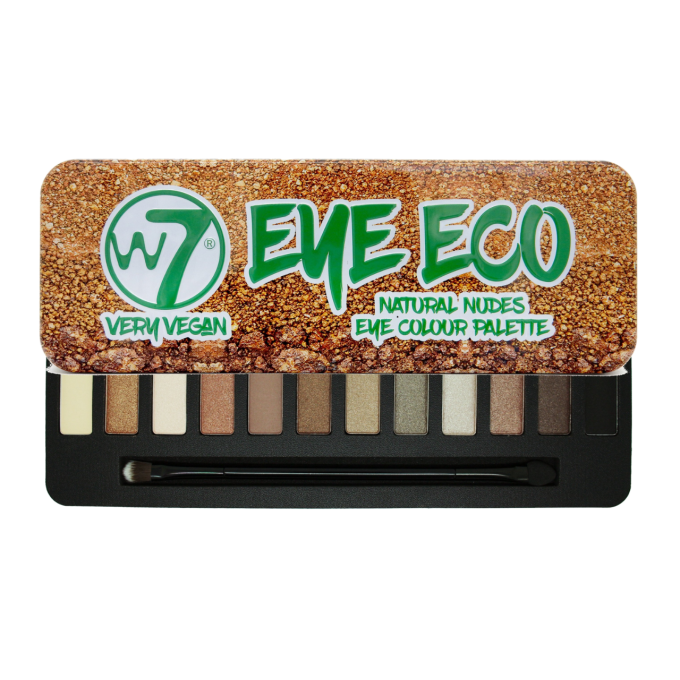 Very Vegan Natural Nudes Eyeshadow Palette