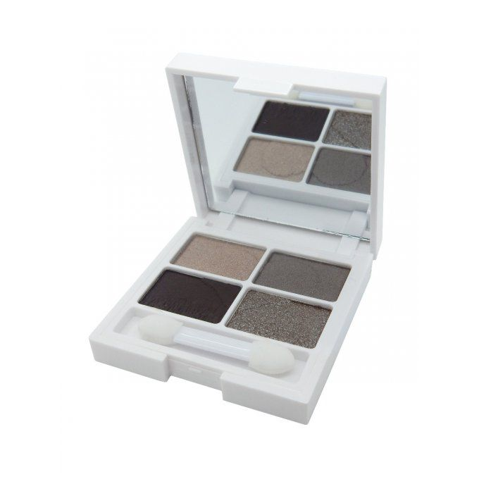 Very Vegan Eyeshadow Quad www.sdi-paris.com