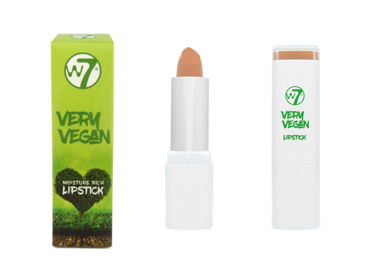 Very Vegan Moisture Rich Lipstick NUDE - 6 déclinaisons