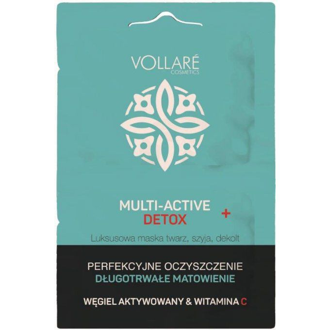 VOLLARE PURIFYING DETOX MASK 2